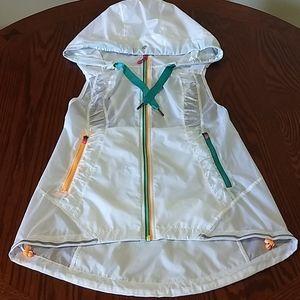 **RARE** Lululemon Ruched Clarity Running Vest